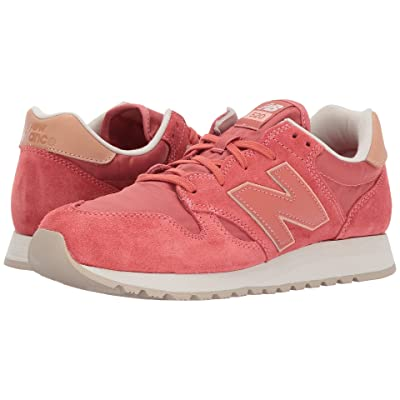 New Balance Classics WL520 (Copper Rose/Vegtan) Women