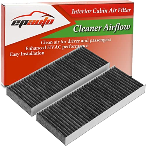 2021 EPAuto lowest CP553 (CF10553) online sale Replacement for Premium Cabin Air Filter includes Activated Carbon online
