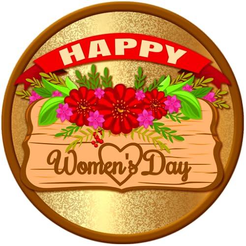 Saludos para el día de la mujer