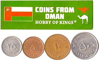 هواية الملوك عملات مختلفة - العملات الأجنبية العمانية القديمة النادرة للتحصيل - مجموعة فريدة من المال التذكارية العالمية -...