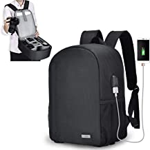 CADeN Camera Backpack Bag for DSLR/SLR Mirrorless Camera with USB Charging Port Professional Waterproof, Camera Case Compa...