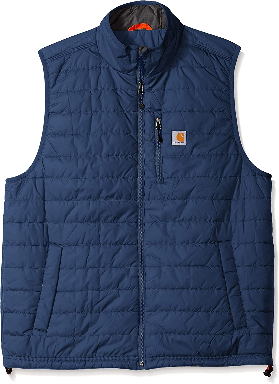 Carhartt Men's Gilliam Vest (Regular and Big & Tall Sizes)