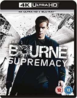 The Bourne Supremacy | 4K Ultra HD + Blu-ray