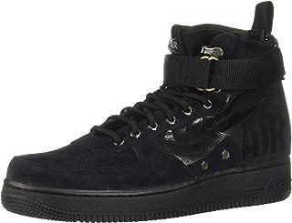adaa9ecdb69 NIKE Men's Sf Air Force 1 Mid Low-Top Sneakers