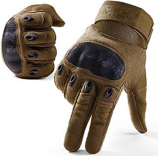 HJY Airsoft Gloves Men Guantes tácticos para Senderismo