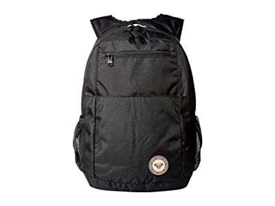 Roxy Here You Are Solid Backpack (True Blue) Backpack Bags