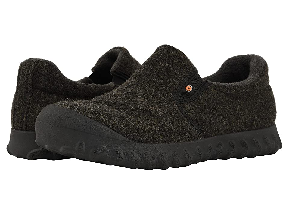 Bogs B Moc Low Wool (Gray Multi) Men