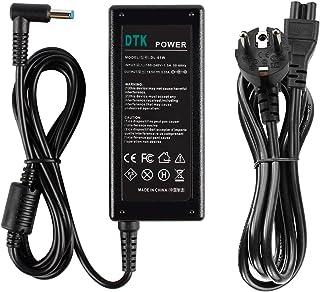 DTK® Computadora portátil Cargador Fuente de alimentación Adaptador Unidad de alimentación para portátil HP Output: 19.5V 3.33A 65W Cargadore y adaptadore Conector: 4.5 X 3mm