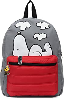 snoopy book bag
