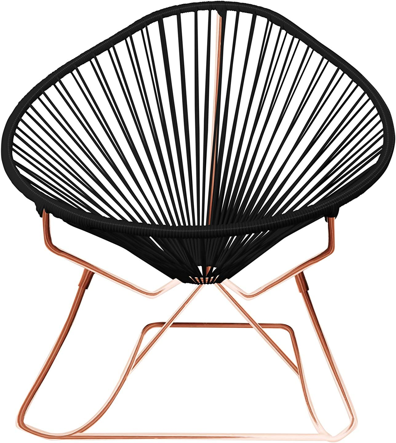 Innit Designs i03-04-01 Rocking Chair Black Rocker cheap Our shop OFFers the best service Acapulco Wea