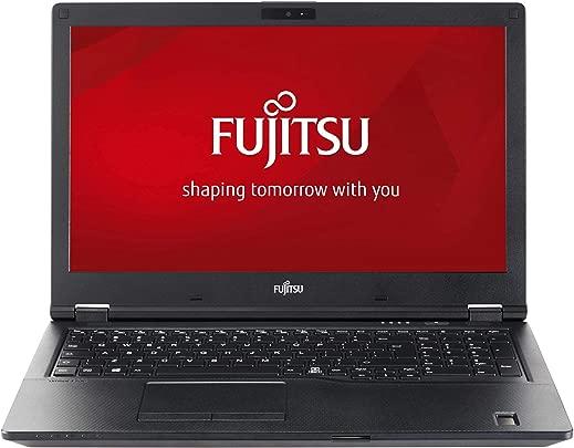Fujitsu E458 15 6 quot  Full-HD IPS Intel Core i5 bis 2X 3 1GHz 8GB RAM 500GB SSD HDMI Full-HD-Webcam USB WLAN Win 10 Pro Microsoft Office 2019 Pro  mit Funkmaus  Notebooktasche