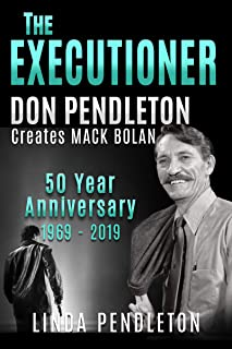 Best don pendleton author Reviews