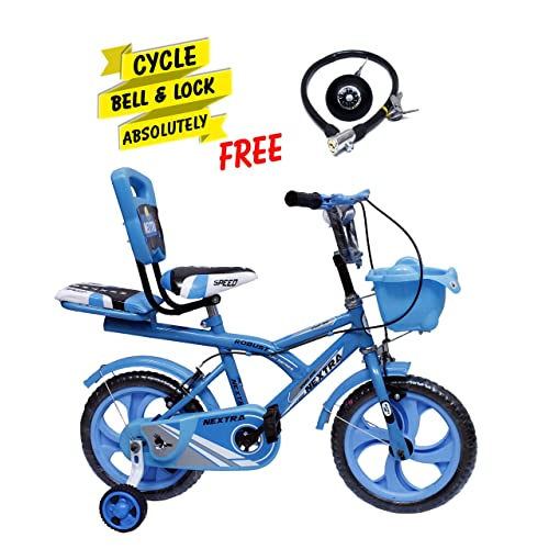 7cefa07295b Speedbird 14-T Robust Double Seat Kid Bicycle for Boy and Girl - Age Groupe