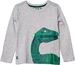 Grey Dinosaur