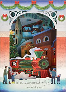 Best steam engine christmas cards Reviews