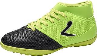 promo code f3930 412bb Larcia Kids Verde Indoor Soccer Shoe
