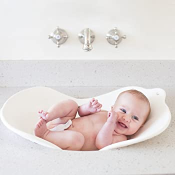 Puj Flyte - Compact Infant Bath (White)