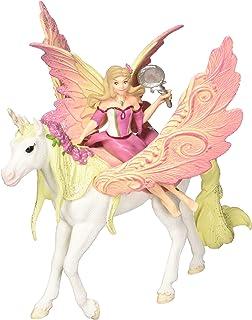 Schleich Fairy Feya with Pegasus Unicorn Toy Figure