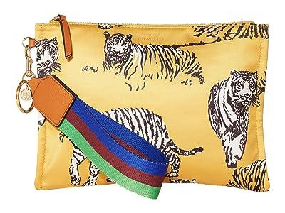 Vince Camuto Sosia Clutch (Dandelion Tigers) Clutch Handbags