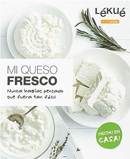 comprar comparacion LÉKUÉ 9788416220960 LIBRO QUESO FRESCO ESPAÑOL, Negro, Único