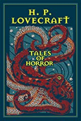 H. P. Lovecraft Tales of Horror (Leather-bound Classics) Kindle Edition