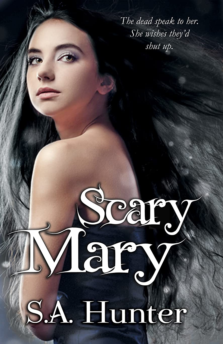 あいまい波みぞれScary Mary (The Scary Mary Series Book 1) (English Edition)
