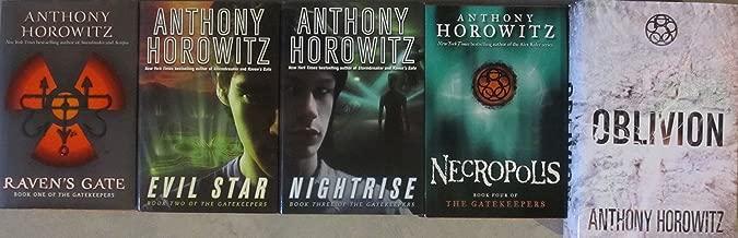 Anthony Horowitz Gatekeepers Complete Hardcover Set 1-5