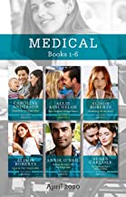 Medical Box Set 1-6 April 2020/Tempted by the Single Mum/Heart Surgeon's Second Chance/Awakening the Shy Nurse/Saved by Their Miracle (Yoxburgh Park Hospital Book 1000)