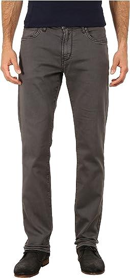 Bowery Fit Knit Slim Straight Jeans in Shark J306R3B