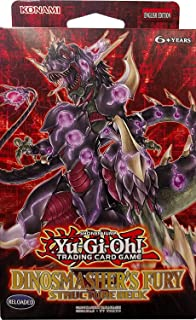 Yu-Gi-Oh! Structure Deck DINOSMASHER´S Fury