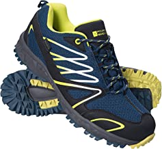 Mountain Warehouse Mens Waterproof Trail Shoes - IsoDry Trainers
