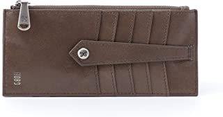 Women's Linn Genuine Leather Vintage Card Holder Wallet (Shadow)