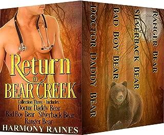 Return to Bear Creek Collection Three: BBW Paranormal Romance
