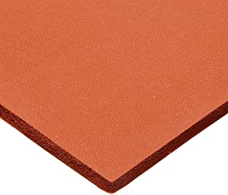 """Silicone Pad Sheet Rubber Plate 9.84/"""" 19.69/"""" US Stock 4mm x 250mm x 500mm"""