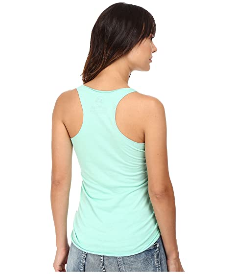 Mint is Racerback Splatter Life LIB Beautiful Tank Top I0xqz4q