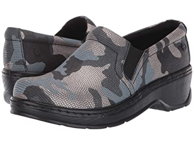 Klogs Footwear Naples (Blue Camo) Women