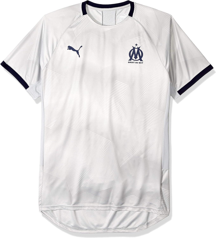 PUMA Men's Olympique De Marseille Official Training Jersey