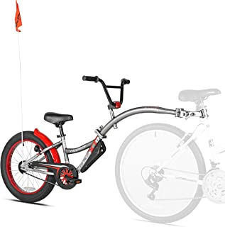 WeeRide Co-Pilot XT Deluxe Wide Tire Bike Trailer