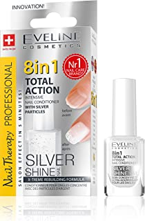 Total Action 8 in 1 Intensive Nail Treatment and Conditioner Silver Shine