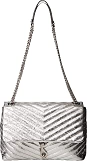 Rebecca Minkoff Women's Edie Quilted Shoulder Bag
