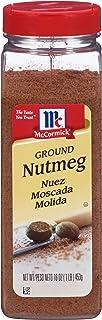 McCormick Ground Nutmeg, 1 lb