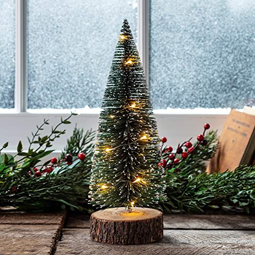 Christmas Trees For Mantles Amazon Com