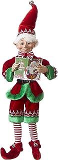 RAZ Imports Posable Christmas Elf, 16
