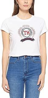 TOMMY HILFIGER Women's Gem Organic Cotton T-Shirt