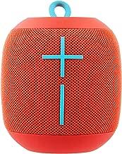 UE WONDERBOOM Super Portable Waterproof Bluetooth Speaker, Fireball Red (Renewed)