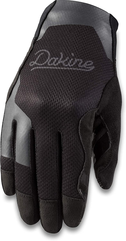 Dakine Women's Women's Covert Glove Black M & Goggle Wipe/Cooling Towel Bundle