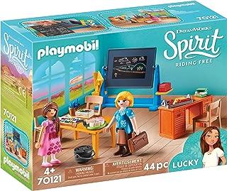 Playmobil Spirit Riding Free Miss Flores' Classroom