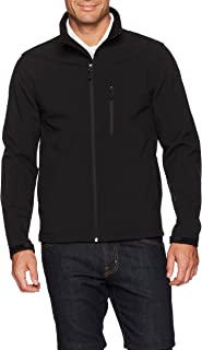 Amazon Essentials Men's Water-Resistant Softshell Jacket