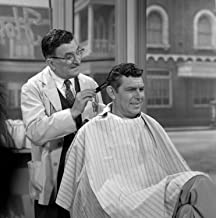 Metal Tin Sign 8x10 From A Photo Or Poster Floyd The Barber On The Andy Griffith Show With A Miror Finish
