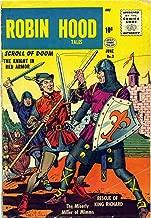 Le avventure di Robin Hood a Fumetti - Numero 003 e 004 (Fumetti Vintage da collezione (Traduzione ed adattamento in Italiano con funzione di zoom) Vol. 2) (Italian Edition)